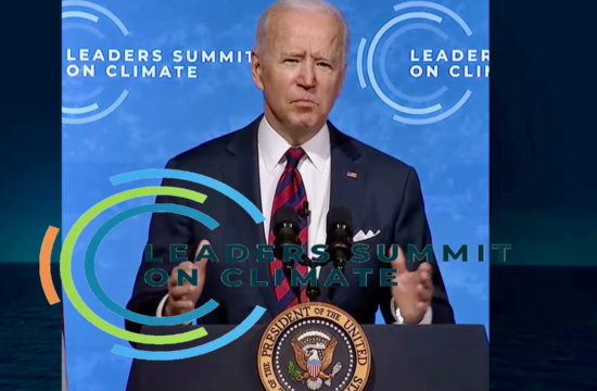 Joe Biden and climate change