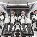NASAs SpaceX Crew-1 Mission Splashes Down