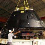 Orion will be dropped