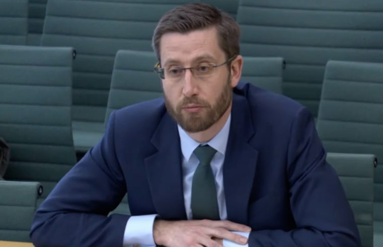 Cabinet Secretary questioned by MPs