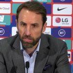 talking England squad - Gareth Southgate