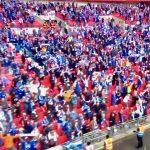 massive Leicester fans