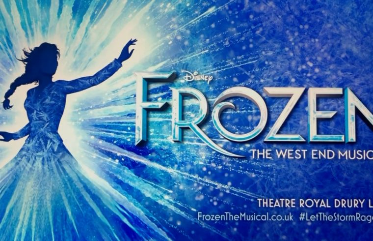 Frozen the West End Musical
