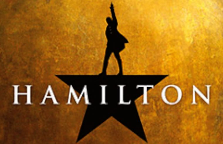 Hamilton - Victoria Palace Theatre