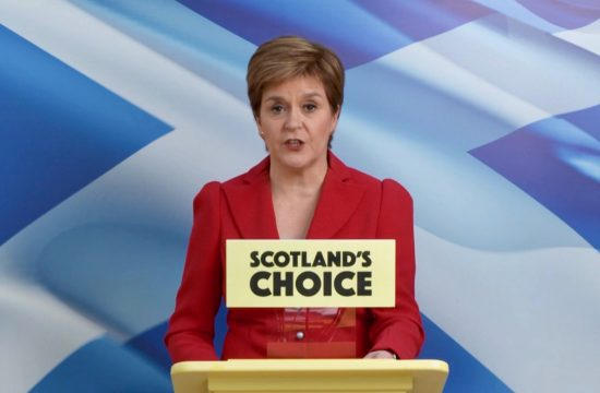 Nicola Sturgeon Hails SNP election win