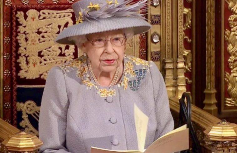 Queen's Speech 2021 - State Opening