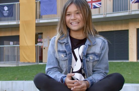 Skateboarder Sky youngest TeamGB Tokyo competitor
