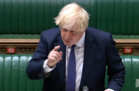 PMQs: Boris tackled over Matt Hancock