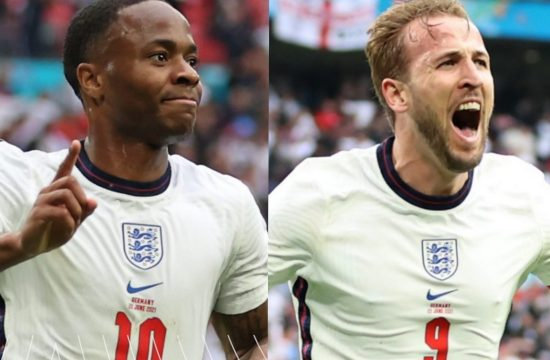 England knockout win over Germany
