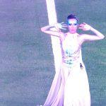 beautiful and graceful ballerina