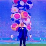 Andrea Bocelliopens Euro Champs in Italy