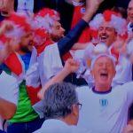 fans send roar round Wembley