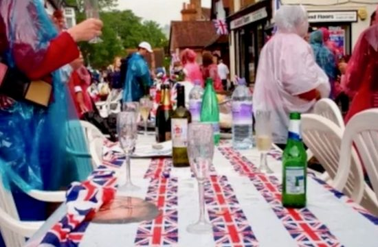 Longest Lavish Jubilee Party