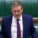 Labour leader - Keir Starmer