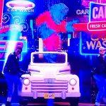 Olympic gymnast as Carwash wins Masked Dancer
