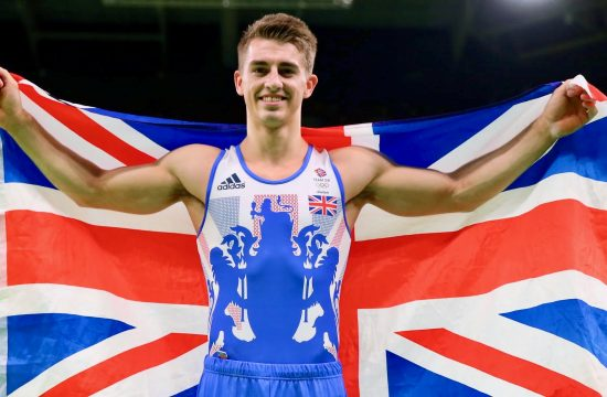 Max Whitlock - Olympic experiences