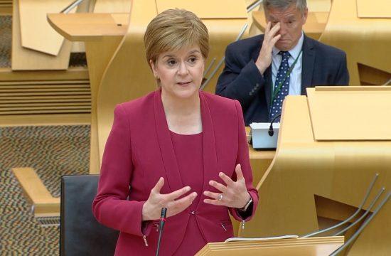 Scotland: lockdown easing paused
