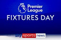 LIVE: 2021/22 Premier League Fixtures