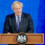 Boris Johnson - road map extended to July 19