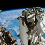 NASA Live: Spacewalk to install new ISS Solar Arrays