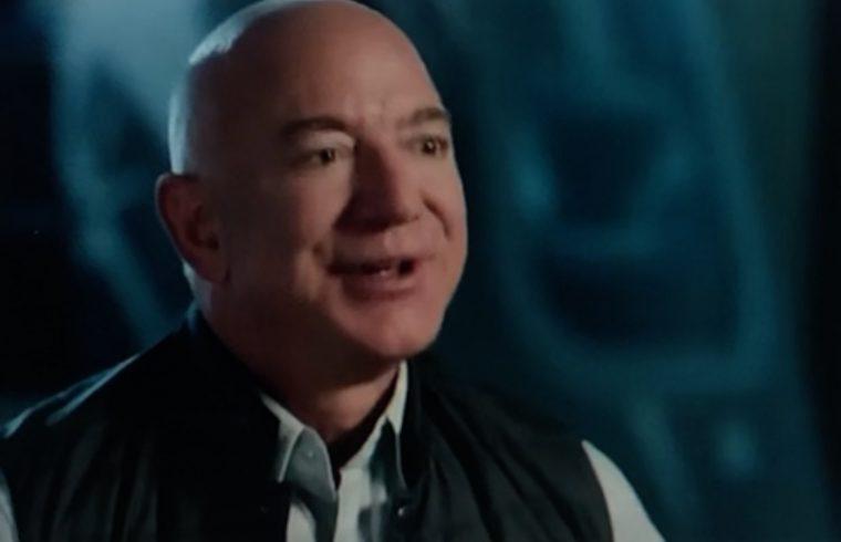 Jeff Bezos to fly to space in Blue Origin Flight