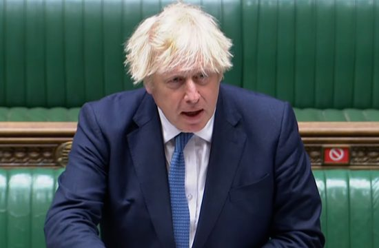 Boris: banned from matches if guilty of online racist abuse