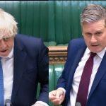 Boris and Keir clash in PMQs