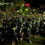 crowds in Brisbane overjoyed