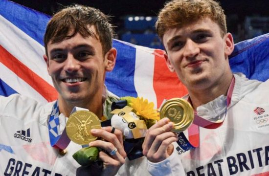 Tokyo Gold for Daly and Lee