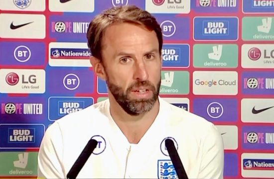 Gareth Southgate: racist abuse of players unforgivable