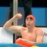 Tom Dean - first gold