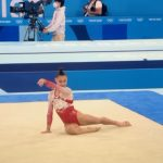 Jennifer Gadirova - gymnast