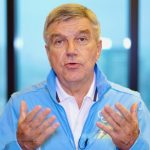 IOC President: The World Is With You