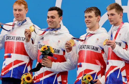 Team GB: Men Strike Gold in pool again