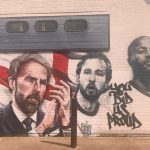 not a mark on the mural