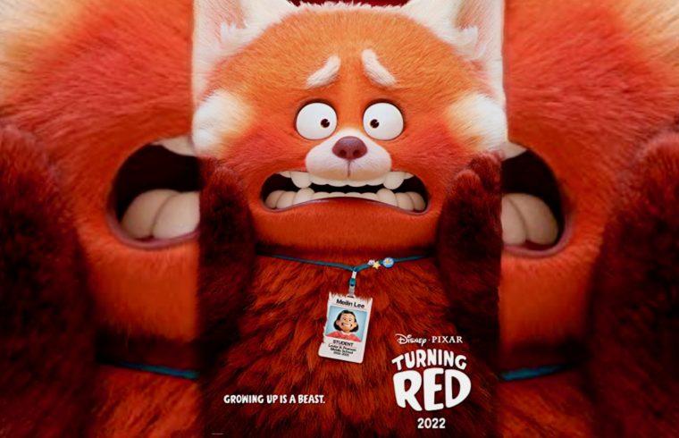 Turning Red Trailer