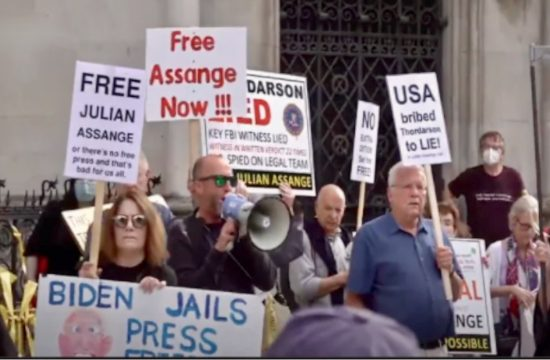 Assange - Judge boosts US extradition bid