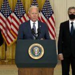 Joe Biden delivers speech on Afghanistan evacuation