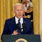 Biden: we will hunt you down and make you pay