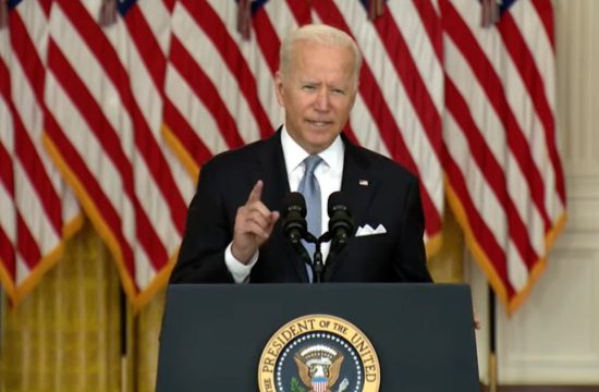 Biden pullout of troops from Afghanistan
