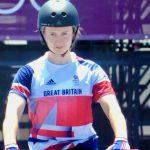 Charlotte Worthington - BMX champion