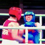 Lauren beats China's Li Qian
