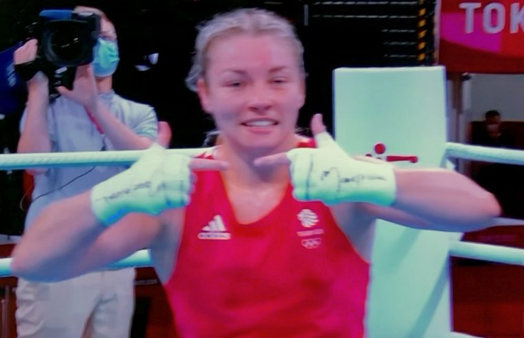 Tokyo: Boxing Gold for Lauren Price🥇