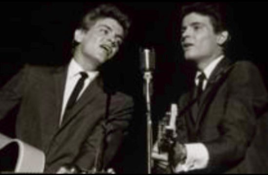 Everly Brothers star Don dies aged 84