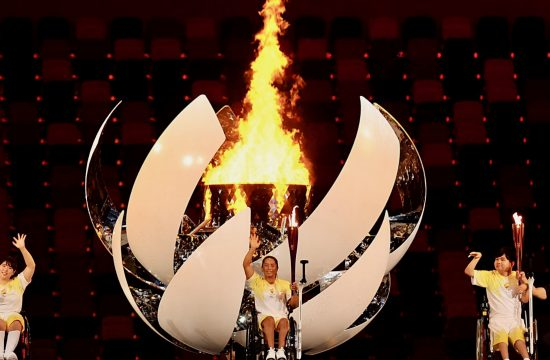 Tokyo 2020 Paralympic Games opening ceremony highlights