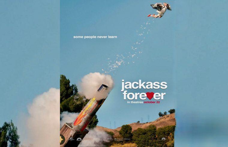 Jackass Forever - Trailer