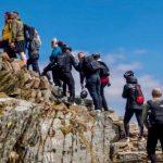 Queues on Snowdon - the worst