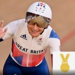 Storey claims first British gold medal in style