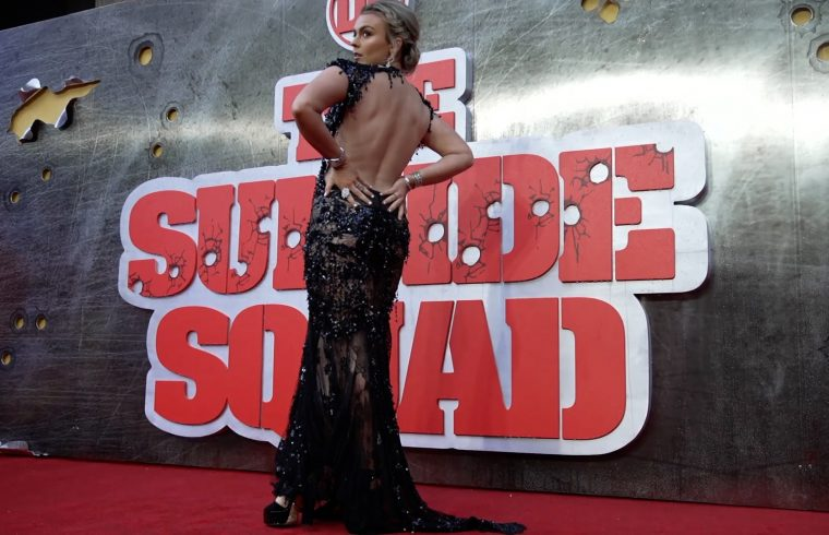 star glamour on the red carpet