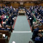 MPs give standing ovation